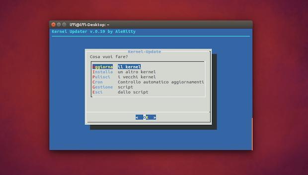 Como atualizar o núcleo do Ubuntu para o kernel 4.8