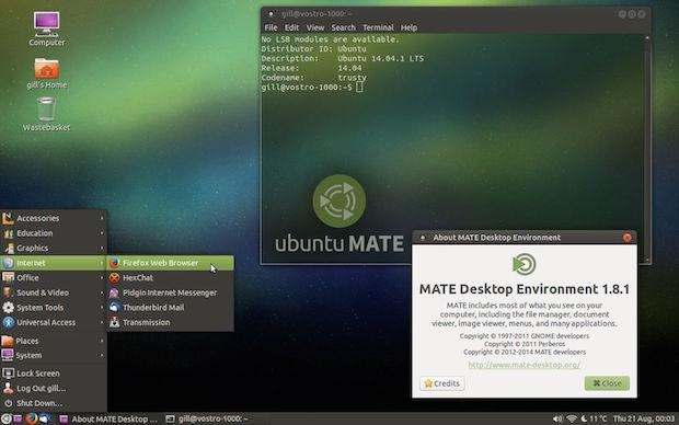 Ubuntu MATE só terá um painel