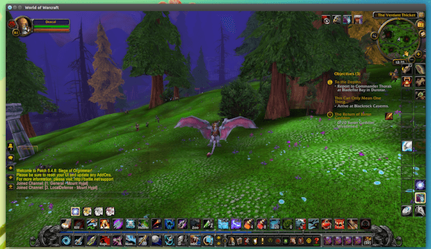 Como instalar o World Of Warcraft no Linux usando o Wine