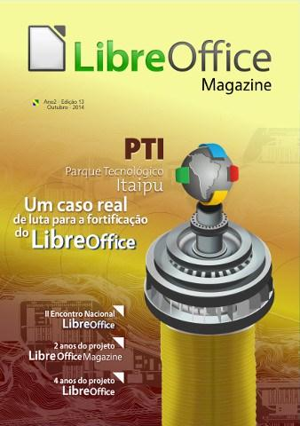 revista LibreOffice Magazine