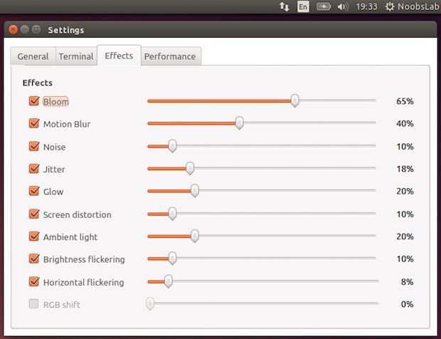Como instalar o emulador de terminal Cool-Retro-Term no Ubuntu