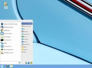 Cotton: o Xubuntu com o visual de Windows 8