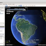 Como instalar o Google Earth no Ubuntu, Debian e derivados