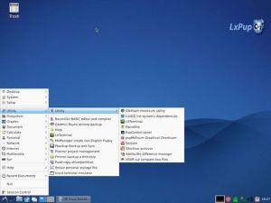 LxPup: Puppy Linux, LXDE e Ubuntu juntos