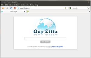 Como instalar o navegador Qupzilla no Linux manualmente