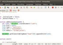 Alternativa ao Notepad++ para Linux? Instale e use o Notepadqq