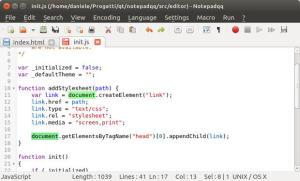 Notepad++ para Linux? instale e use o Notepadqq