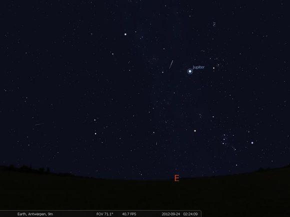 Como instalar o planetário Stellarium no Ubuntu