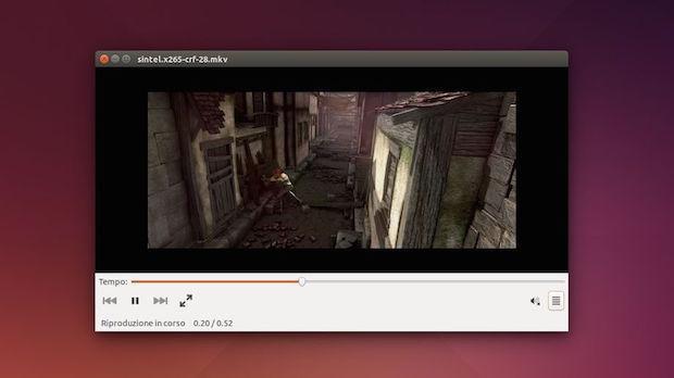 Como reproduzir vídeo H.265 no Ubuntu e Arch Linux