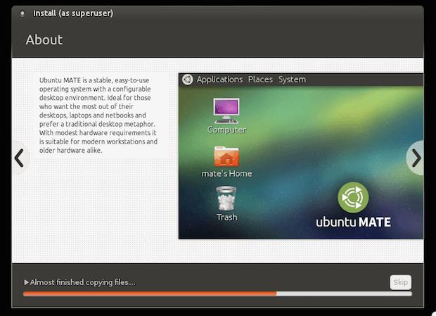 ubuntu mate 14.10