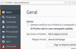 Como desativar ou ativar a aceleração por hardware no Firefox