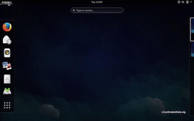 fedora 21 beta gnome - Fedora 21 Beta já está disponível para download