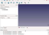 Instalando o FreeCAD no Ubuntu, Linux Mint e derivados