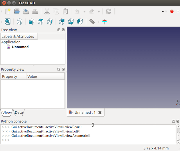 Instalando o FreeCAD no Ubuntu