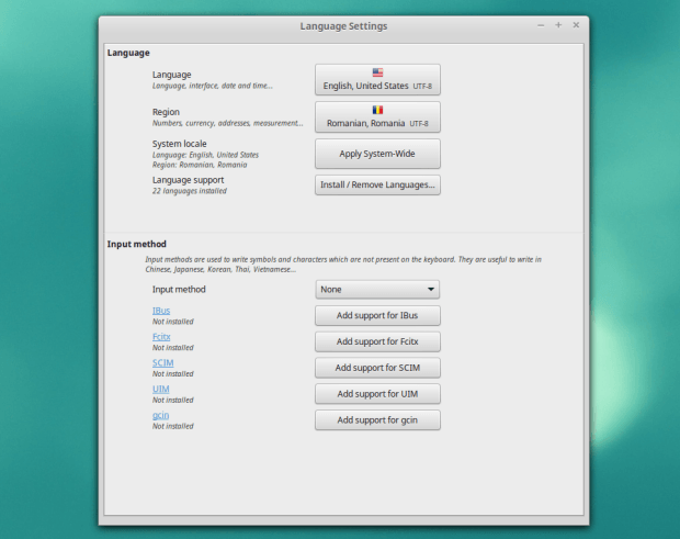 linuxmint171language-settings