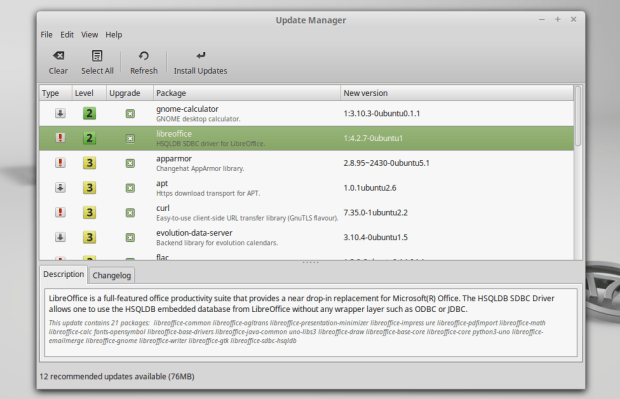 linuxmint171updatemanager