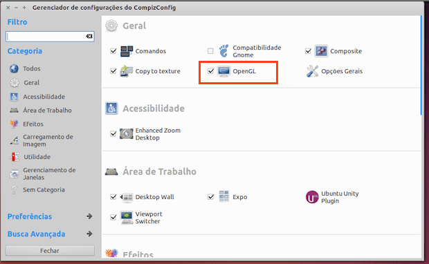 Como acelerar a resposta do Unity Dash no Ubuntu