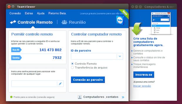 Como instalar o TeamViewer no Linux manualmente