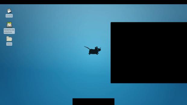Como remover ícones de atalho da área de trabalho no XFCE4
