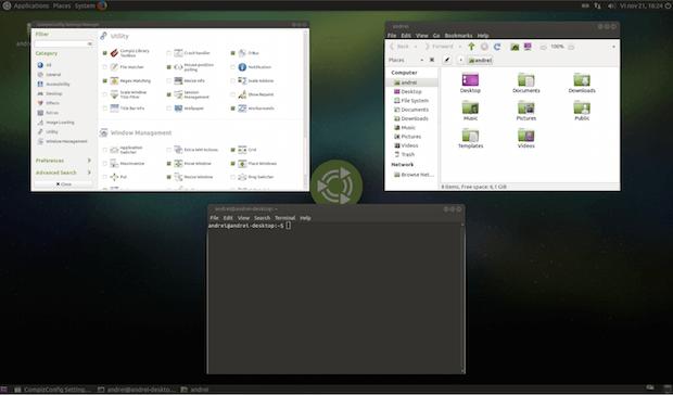 Compiz no Ubuntu MATE