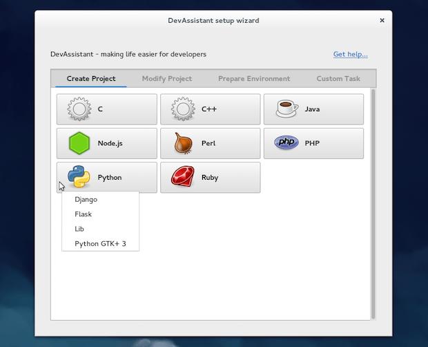 fedora21 dev assistant - Fedora 21 já está disponível para download