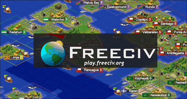 FreeCiv no OpenSUSE