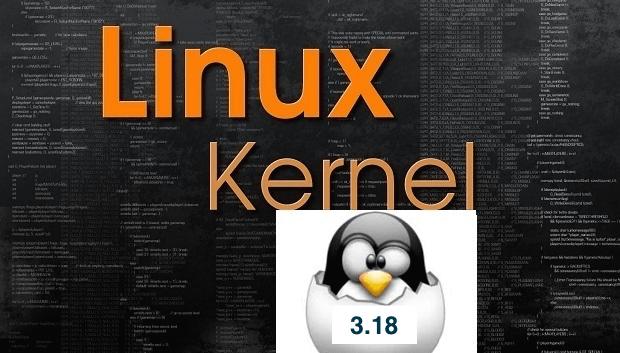 kernel 3.18.3