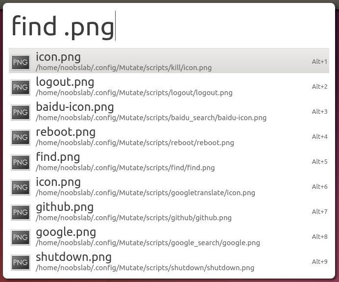 Spotlight para linux: Instale e experimente o Mutate