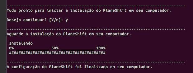 Como instalar o jogo PlaneShift no Linux