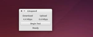 velocidade da internet linspeed