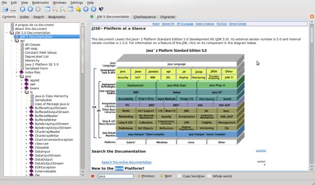 visualizador de arquivos CHM kchmviewer - Suporte para o Ubuntu 17.04 acaba esta semana! Cuidado!
