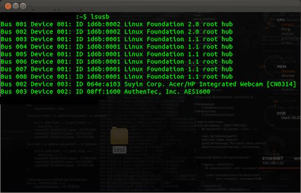 Leitor de impressão digital: Como instalar o Fingerprint GUI no Ubuntu