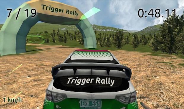 Como instalar o jogo Trigger Rally no Ubuntu, OpenSUSE e sistemas derivados