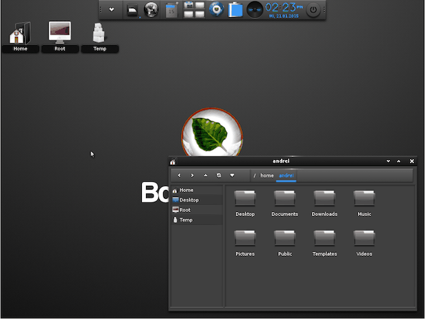 Bodhi Linux 3.0.0 RC2