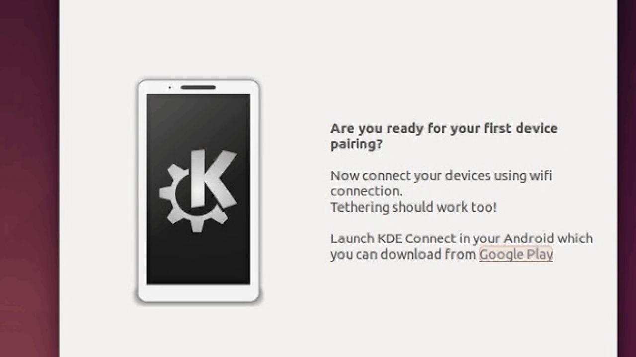 Conectar dispositivos Android: como fazer usando KDE Connect