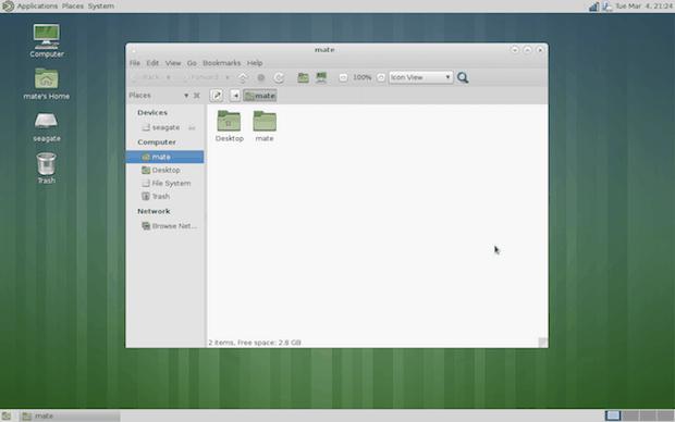 Como instalar a versão mais recente do ambiente MATE no Arch Linux