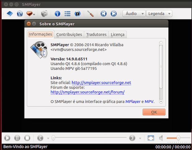 Como instalar o SMPlayer com suporte a MPV