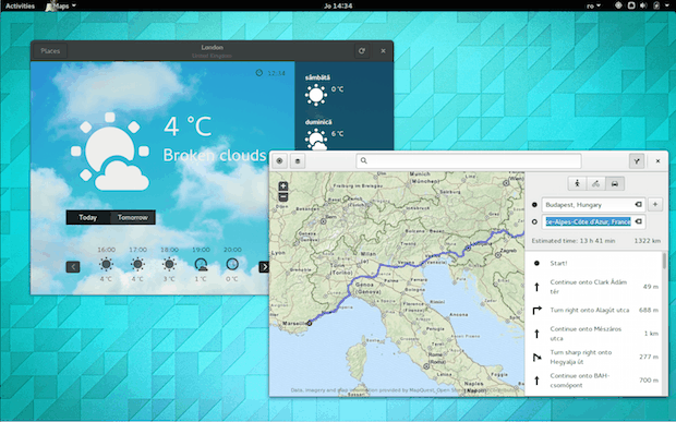 ubuntu-gnome-vivid-maps-weather