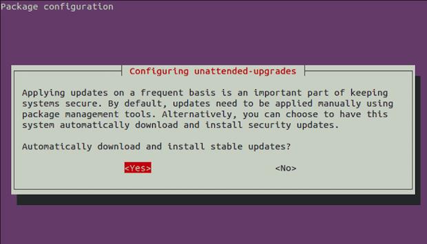 Como ativar a atualização automática no Ubuntu