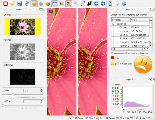 Instalando a ferramenta de comparação de imagens DiffImg no Ubuntu