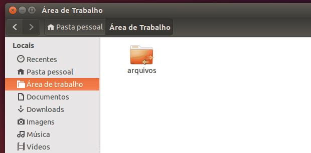 Como criar um compartilhamento simples no Ubuntu