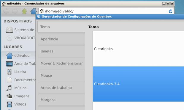 Como instalar e ativar o OpenBox no XFCE