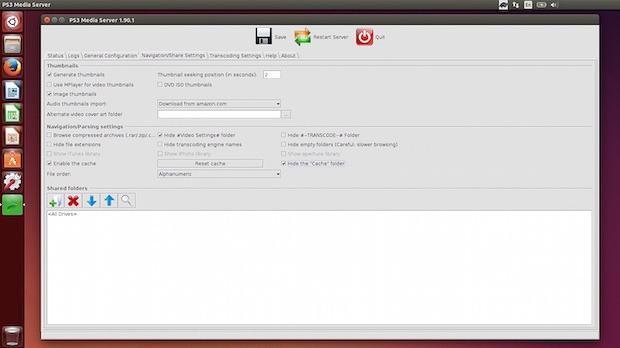 Servidor de mídia: como instalar o PS3 Media Server no Ubuntu