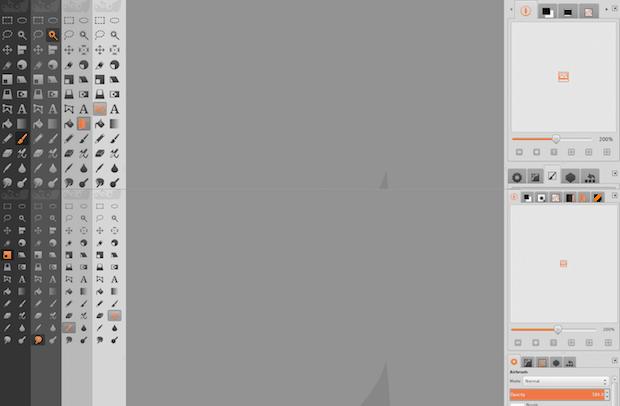 Temas no GIMP: veja como mudar a aparência do programa