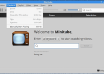 Vídeos do YouTube: como instalar o Minitube no Linux