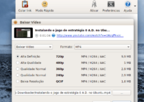 Como instalar o 4K Video Downloader no Linux