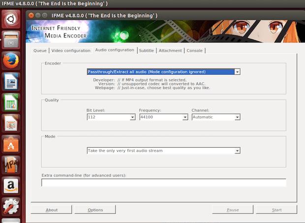 Vídeos H.265 (HEVC) - instale o IFME e converta para esse formato de um jeito fácil
