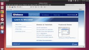 Como instalar a última versão do Netbeans no Linux manualmente