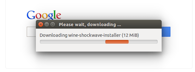 Adobe Shockwave Player no Linux