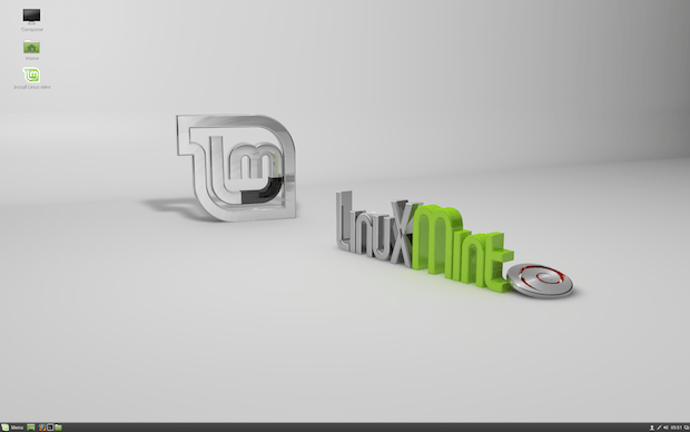 Linux Mint 17.3 Rosa Cinnamon Edition